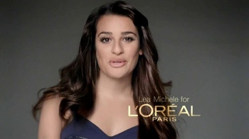 Loreal Total Repair 5 TV Spot Featuring Lea Michele - Thumbnail 1
