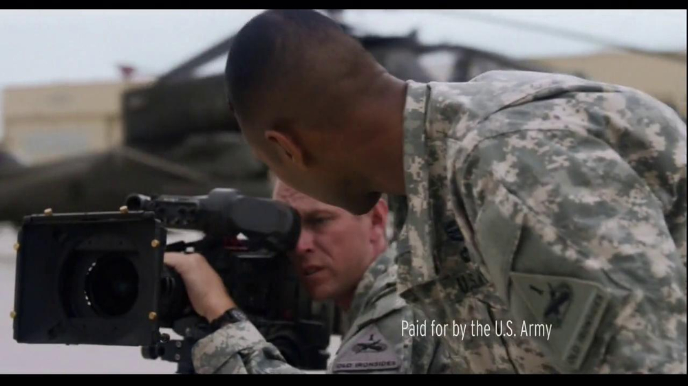 U.S. Army TV Spot, 'Become An Officer' - Screenshot 5