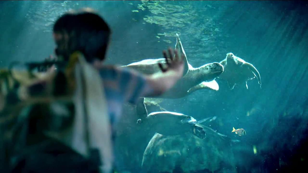 SeaWorld TV Spot, 'The Sea' - Screenshot 5