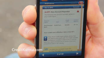 Credit Karma App TV Spot