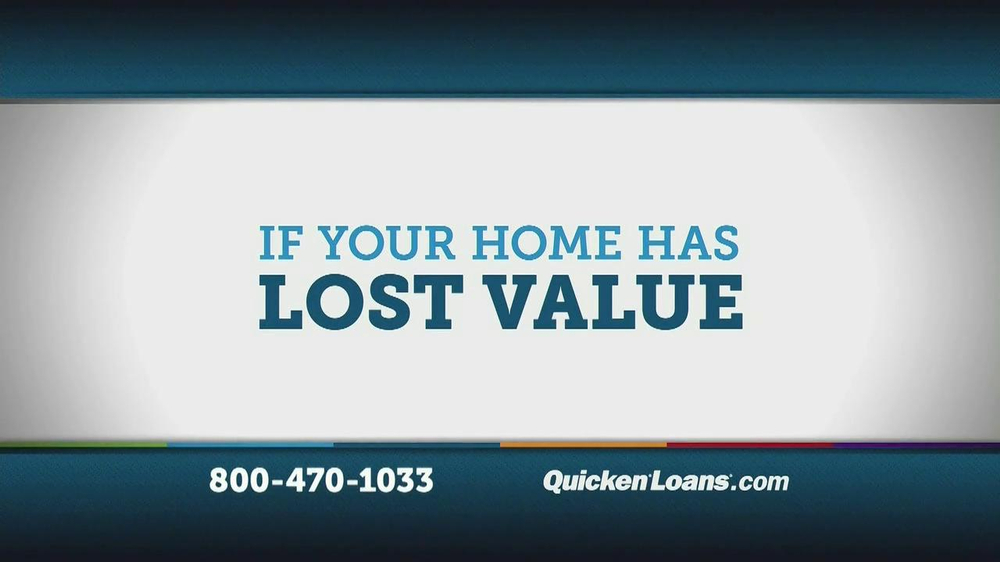 Quicken Loans TV Spot, 'Lost Value'