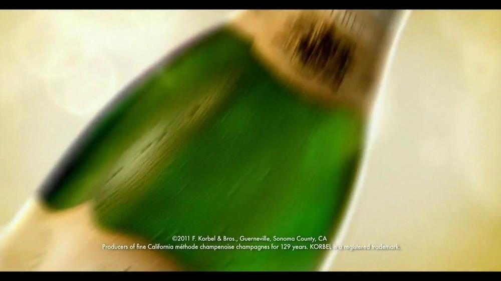 Korbel TV Spot, 'Toast Life' - Screenshot 1