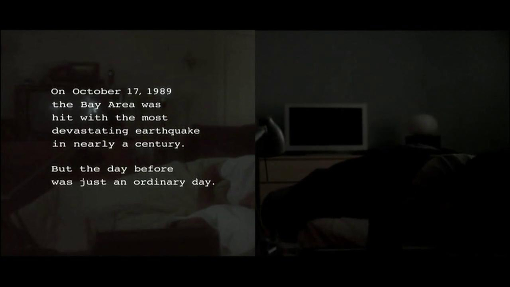 Ad Council TV Spot, 'Today Is The Day Before: Earthquake' - Screenshot 10