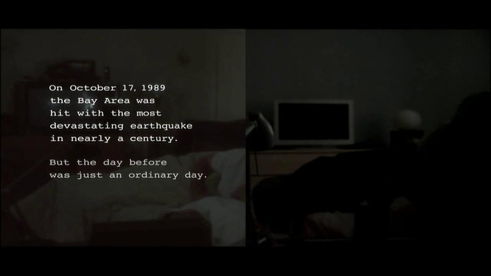Ad Council TV Spot, 'Today Is The Day Before: Earthquake' - Screenshot 9