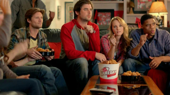 KFC Gameday Box TV Spot, 'Go Boom'