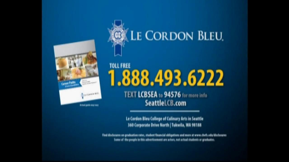 Le Cordon Bleu TV Spot, 'TV Commercial' - Screenshot 8