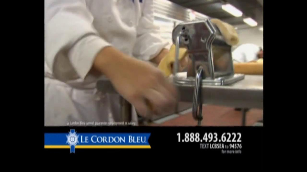 Le Cordon Bleu TV Spot, 'TV Commercial' - Screenshot 5