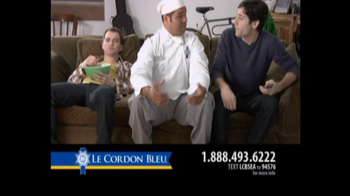 Le Cordon Bleu TV Spot, 'TV Commercial' - Thumbnail 7
