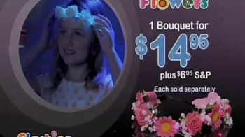 Flashion Flowers TV Spot, 'Shine Bright'