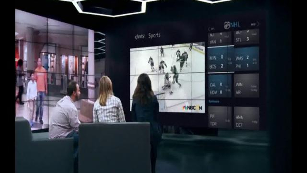 Xfinity Tv Ad XFINITY X1 Triple Play TV Spot