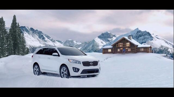 2016 Kia Sorento Super Bowl 2015 TV Spot, 'The Perfect Getaway' thumbnail