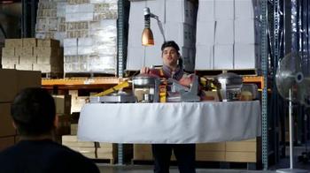 Jack in the Box Loaded Breakfast Sandwich TV Spot, 'Tu Buffet' [Spanish]