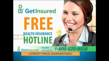 GetInsured TV Spot, 'Health for Americans'