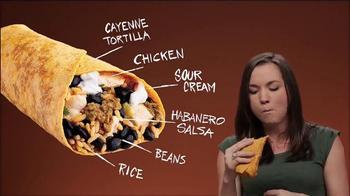 Taco Time Habanero Burritos TV Spot, 'Heat'