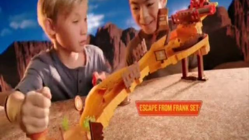 Disney Pixar Cars Story Sets TV Spot, 'Recreate Radiator Springs' thumbnail