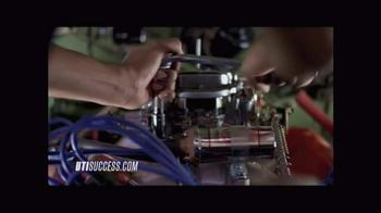 Universal Technical Institute TV Spot, 'Hard Day's Work'