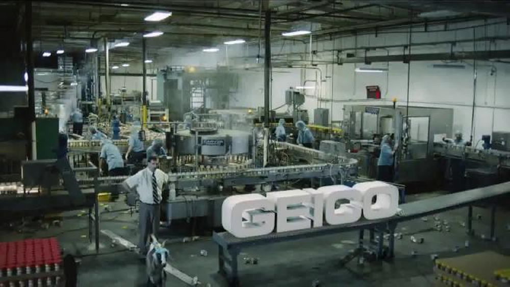 GEICO TV Spot, 'Scapegoat: It's What You Do' - 7454 commercial airings