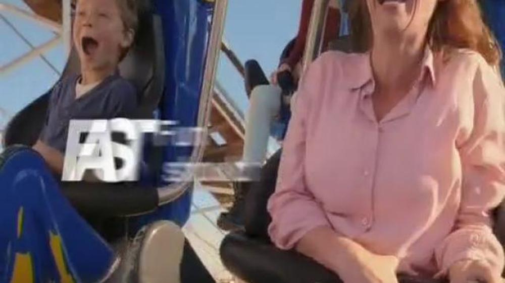 Allegra Allergy Gelcaps TV Spot, 'Roller Coaster'