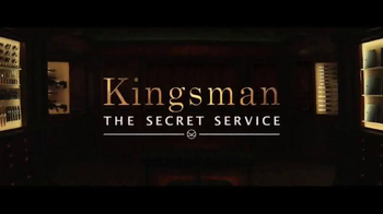 Kingsman: The Secret Service, 'National Geographic Channel Promo' thumbnail