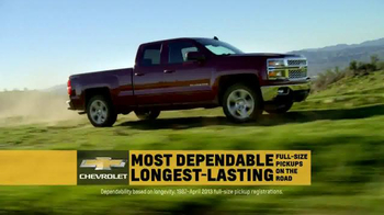 Chevrolet: Great Offers on Dependable Trucks