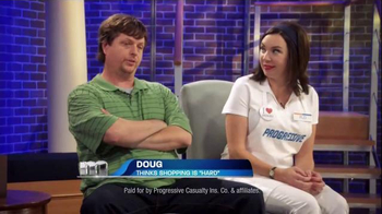 Progressive TV Spot, 'Talk Show' Featuring Maury Povich