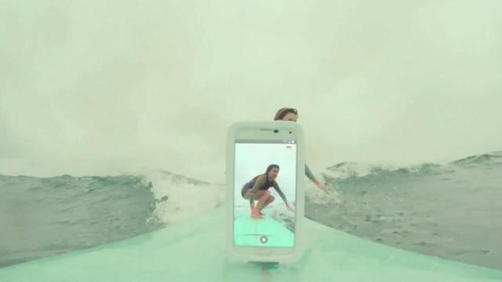 Verizon tv spot surfer girl song by agnes obel screenshot 5
