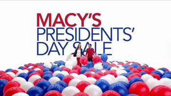 Macy's Presidents Day Sale TV Spot, 'Sportswear, Suits, Ties, Jewelry' thumbnail