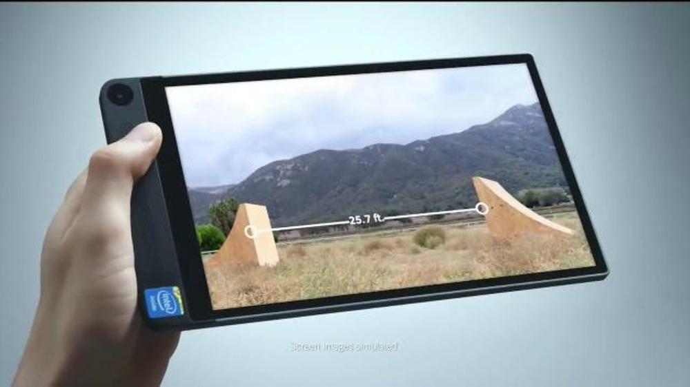 Intel RealSense TV Spot, 'Daredevil' Featuring Jim Parsons