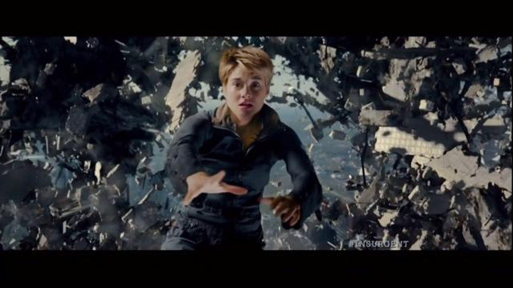 Insurgent Super Bowl 2015 TV Movie Trailer - iSpot.tv