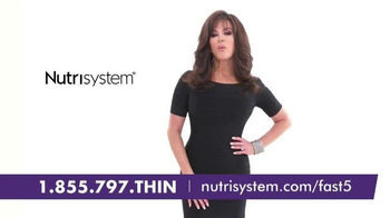 Nutrisystem Fast 5+ and Nutricurb TV Spot, 'Little Black Dress' thumbnail