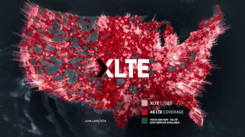 Verizon XLTE TV Spot, 'Never Settle' thumbnail