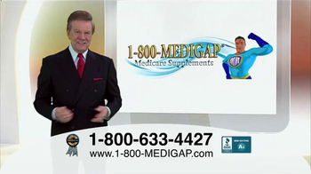 1-800MediGap TV Spot, 'Health Insurance for Individuals and Families'