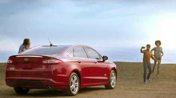 Ford Fusion TV Spot, 'Going' thumbnail