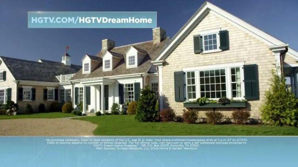 HGTV.com/Dream Home 2015 TV Commercial, 'Quicken Loans' - iSpot.tv