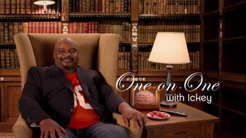 GEICO Super Bowl 2015 TV Spot, 'One on One: Ickey' Featuring Ickey Woods thumbnail
