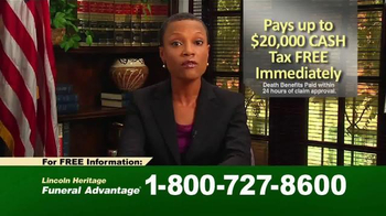 Funeral Advantage TV Spot, 'Get the Facts'