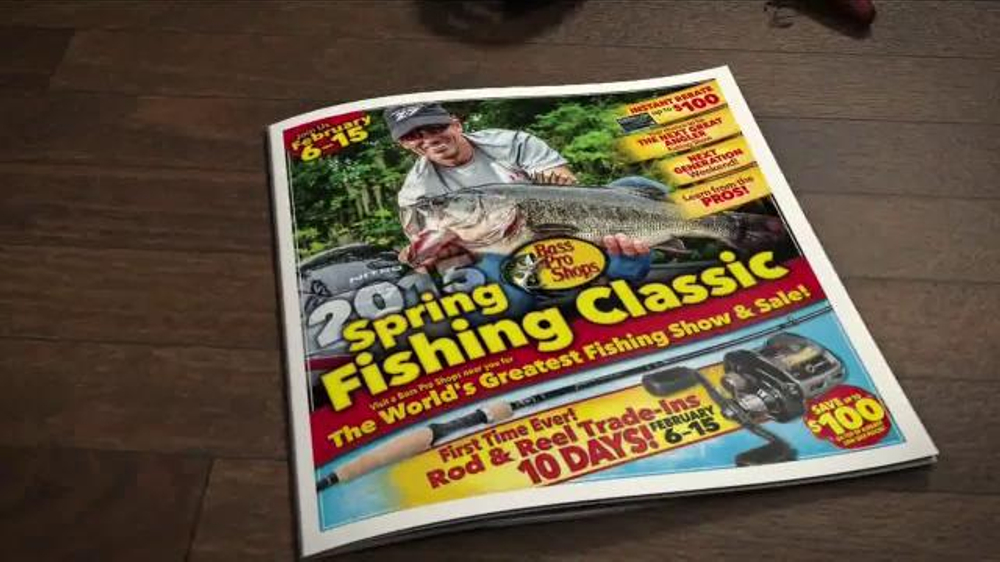 Bass Pro Shops 2015 Spring Fishing Classic Tv Spot 39 Tip