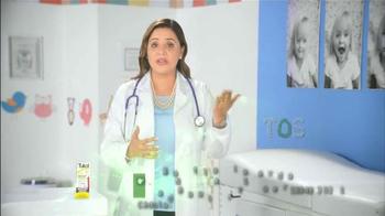 Tukol Cough & Cold TV Spot, 'Pediatra' [Spanish]