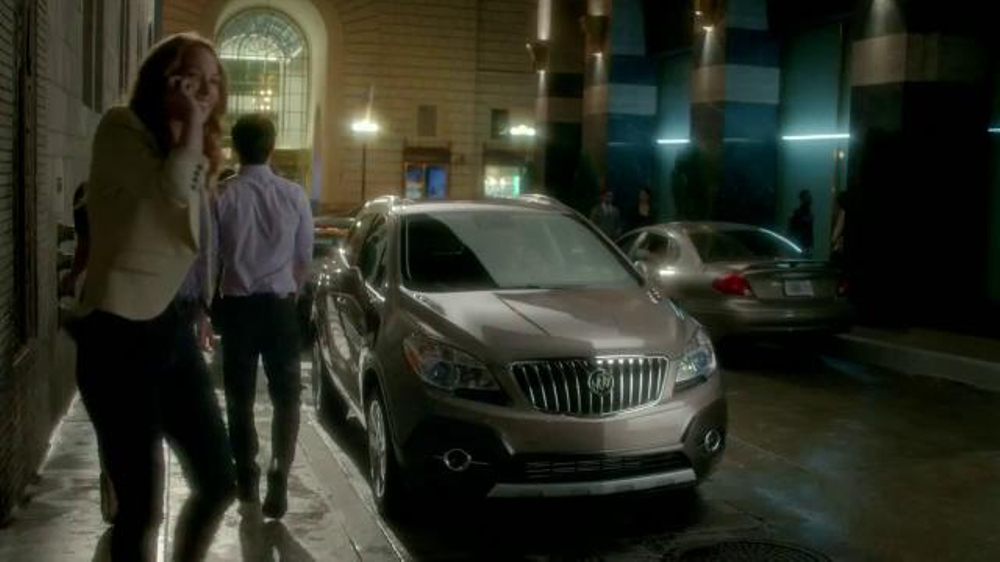 2015 Buick Encore Commercial Actress