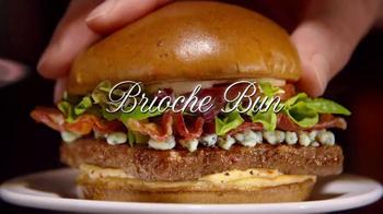 Wendy's Bacon & Blue on Brioche TV Spot, 'Fancy-ish' thumbnail
