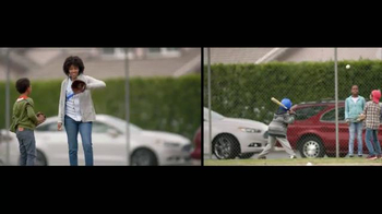 Ford Fusion TV Spot, 'Going to Baseball' thumbnail