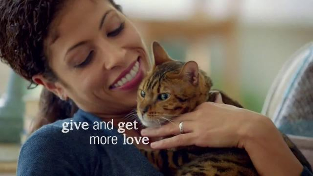 PetSmart TV Spot, 'Give and Get More Love' thumbnail