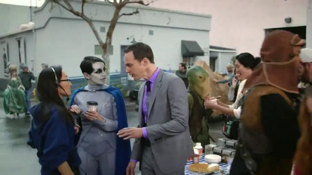 Intel True Key TV Spot, 'A Break at Craft Service' Featuring Jim Parsons