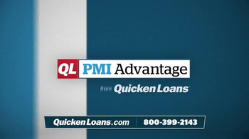 Quicken Loans PMI Advantage TV Spot, 'We Pay for You'