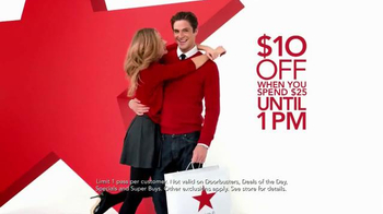 Macy's Super Saturday Sale TV Spot, 'Savings Pass' thumbnail