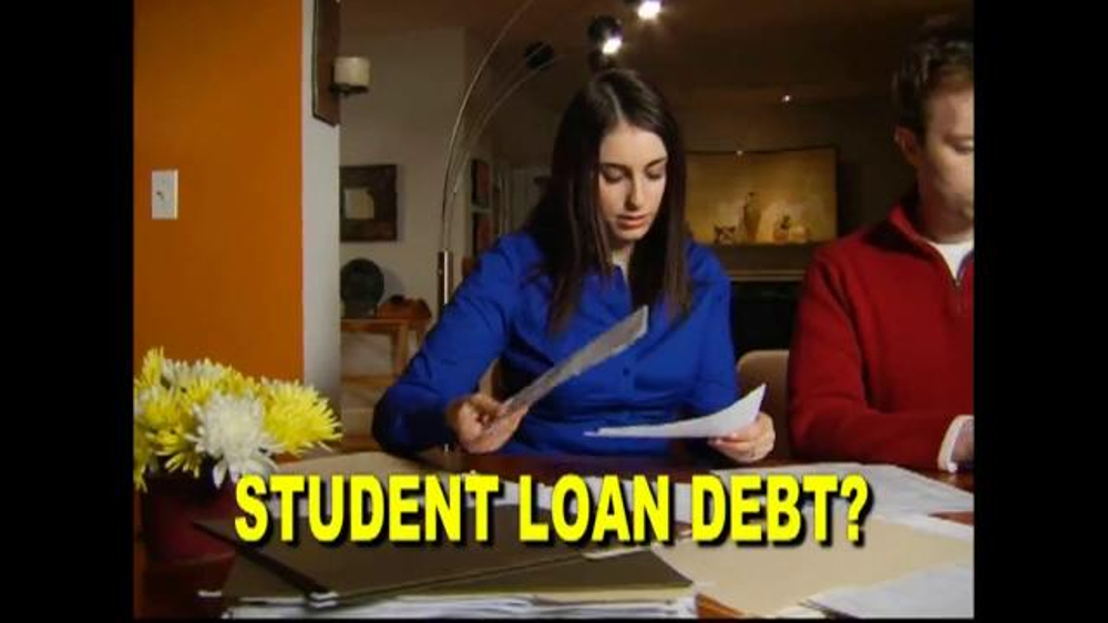 Student Loan Help Line TV Spot, 'Government Programs Available' thumbnail