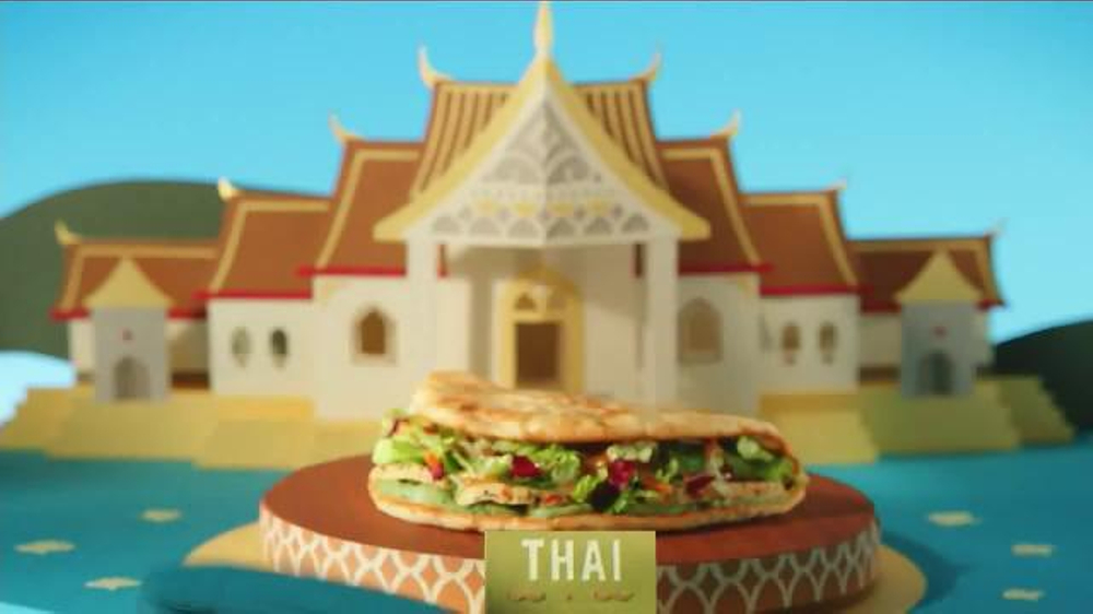 Panera Bread Flatbread Sandwiches TV Spot, 'Storybook'