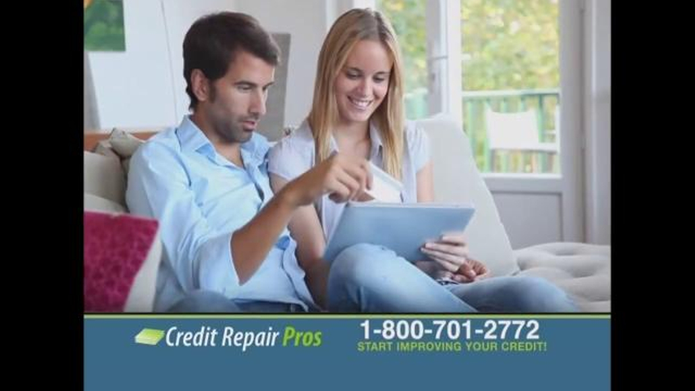 Credit Repair Pros TV Spot, 'Free Credit Consultation'