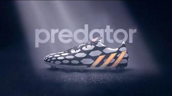 adidas Predator Instinct Battle Pack Cleats TV Spot, 'Lights' thumbnail