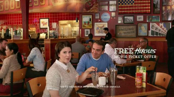 Red Robin Gourmet Burgers TV Spot, 'Two Dates' - 1399 commercial airings